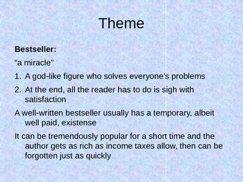 Classic vs Bestseller PPT