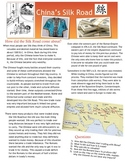 Classical China Silk Road + Civil Service Multiple Lesson Plan Bundle!