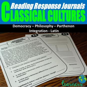 Classical Civilizations Reading Responses