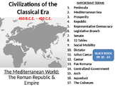 Classical Civilizations LESSON BUNDLE:  The Roman Empire