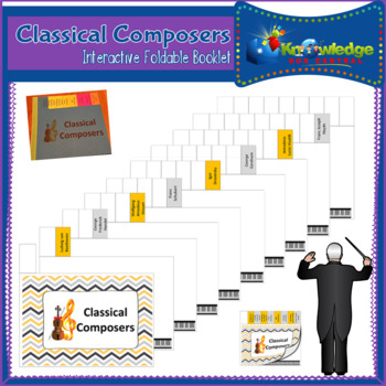 Classical Composers Booklet