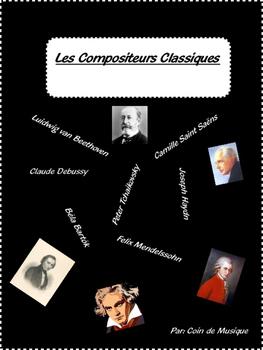 Classical Composers - Français