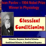 Classical Conditioning Activity, PowerPoint, and Activity