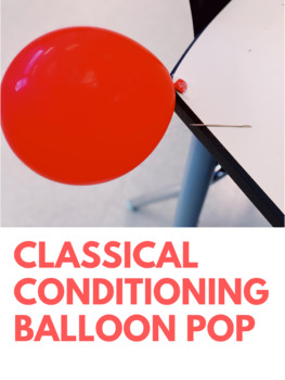 Classical Conditioning Demonstration