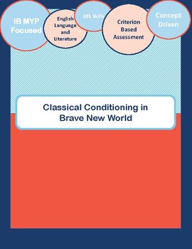 Classical Conditioning in Brave New World Worksheet