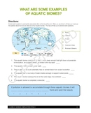 Classical Conversations Cycle 1 Science Worksheets with ANSWER KEY