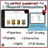 Classical Conversations Cycle 3 Week 9 Interactive Review Cards