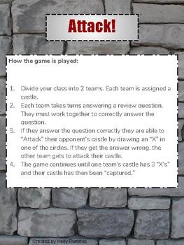 Classical Conversations Essentials Review Game