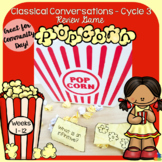 Classical Conversations POPCORN Review Game [Cycle 3 Weeks 1-12]
