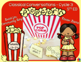 Classical Conversations POPCORN Review Game [Cycle 3 Weeks 13-24]