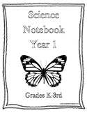 Classical Conversations Science Notebook Year 1 Grades K-3