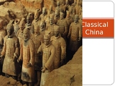 Classical Era China