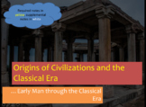 Classical Era Civilizations PowerPoint Presentation