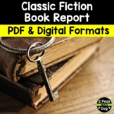 Classic Fiction Book Report