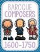 Composer Flashcards (50) Classical, Baroque, Classical, Winter, Christmas