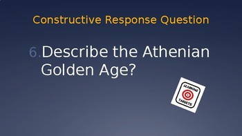 Classical Greece Athenian Golden Age PowerPoint Lecture