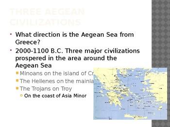 Classical Greek Civilzation Notes