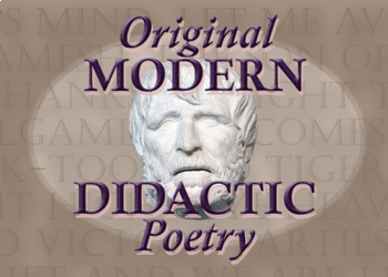 Classical Greek Studies vs Modern Didactic Poetry Analysis