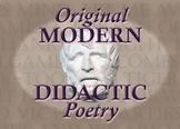 Classical Greek Studies vs Modern Didactic Poetry Analysis
