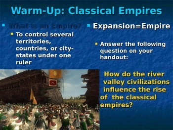Classical India and China