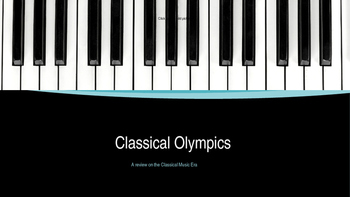 Classical Music Era: Olympic Review