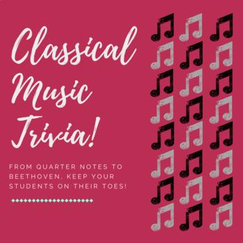 Classical Music Trivia