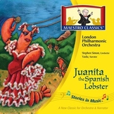 Juanita the Spanish Lobster MP3 and Activity Book