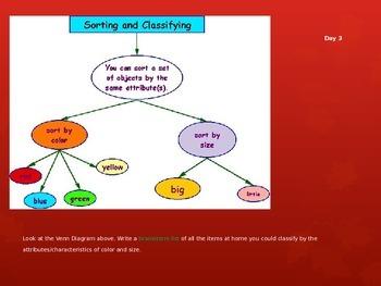 Classification; 5th Grade Science DBQs