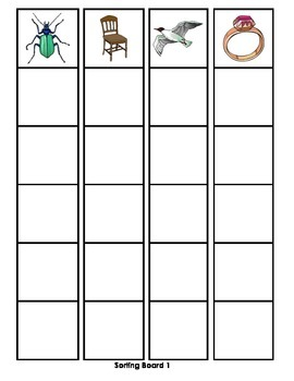 Classification: A Sorting Activity