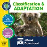 Classification & Adaptation Gr. 5-8