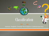 Classification Animated PowerPoint