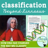 Classification - Modern Classification and DNA: Beyond Linnaeus