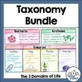 Taxonomy Unit- PowerPoint, Doodle Notes & Activity