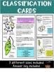 Classification- Kingdoms Study Cards