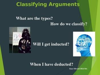 Classification & Division Essay
