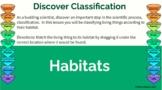 Classification & Habitats
