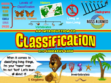Classification of Organisms PowerPoint: FULLY LOADED