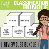Classification of Life Science Review Cubes Bundle