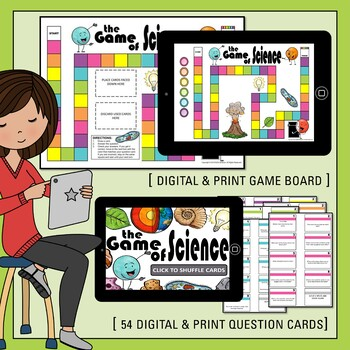 Classification Science Board Game Review