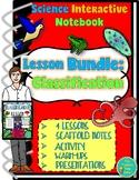 Classification Science Lesson Bundle (NOTES, PRESENTATION, WARM-UPS)