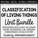 Classification Unit Bundle
