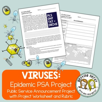 Epidemic Public Service Announcement Project - PSA