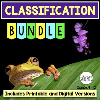 Classification Bundle