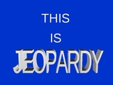 Classification in the game of Jeopardy; a great review