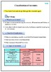 Classification of Accounts | Assessment | Worksheets