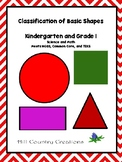 Classification of Basic Shapes, Science and Math