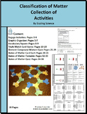 Classification of Matter a Collection of Activities