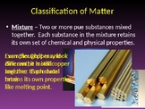 Classification of Matter Notes