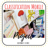 Classification of Organisms - Mobile Project {FREEBIE}