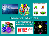 Classification of matter: Elements, Compounds, Mixtures, Solutions Power point
